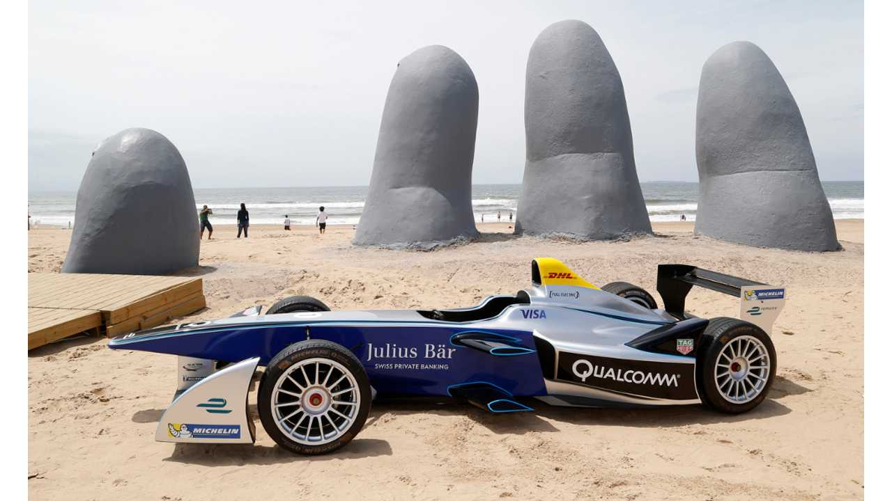 Electric Rallycross Could Run Alongside Formula E