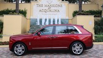 Rolls-Royce Aux Mansions At Acqualina