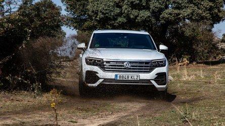 Prueba Volkswagen Touareg 2019: la berlina de lujo de los SUV