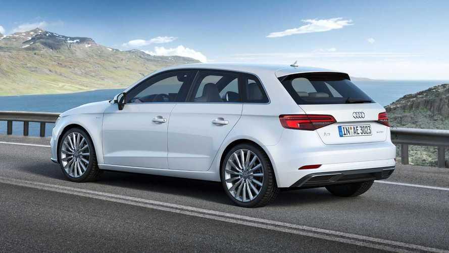 Kikerül a kínálatból az Audi A3 és Q7 e-tron változata
