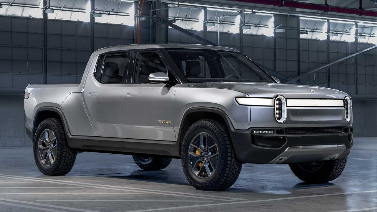 Rivian R1T feature