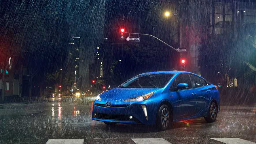2019 Toyota Prius, AWD platformu ile geliyor
