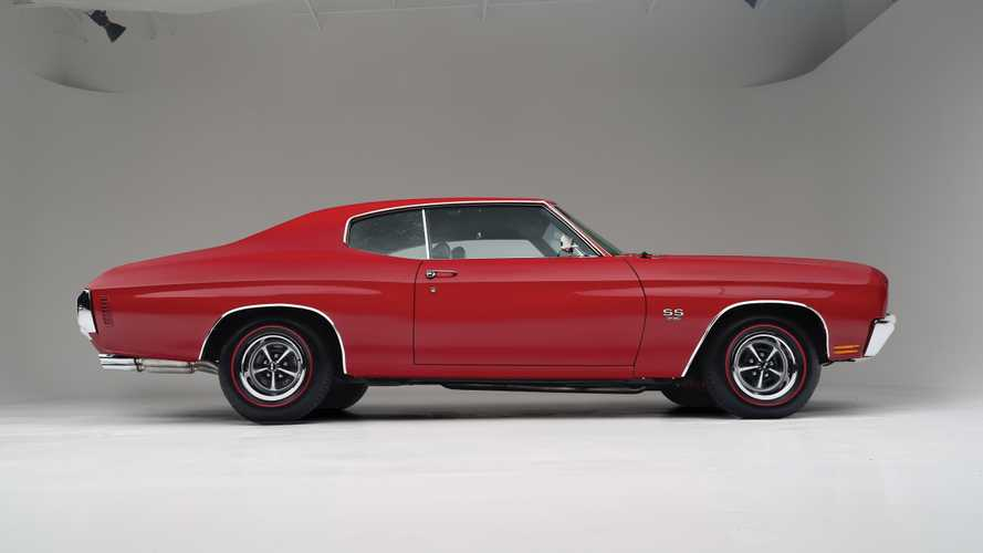 Donate To Charity And You Could Win This 1970 Chevy Chevelle