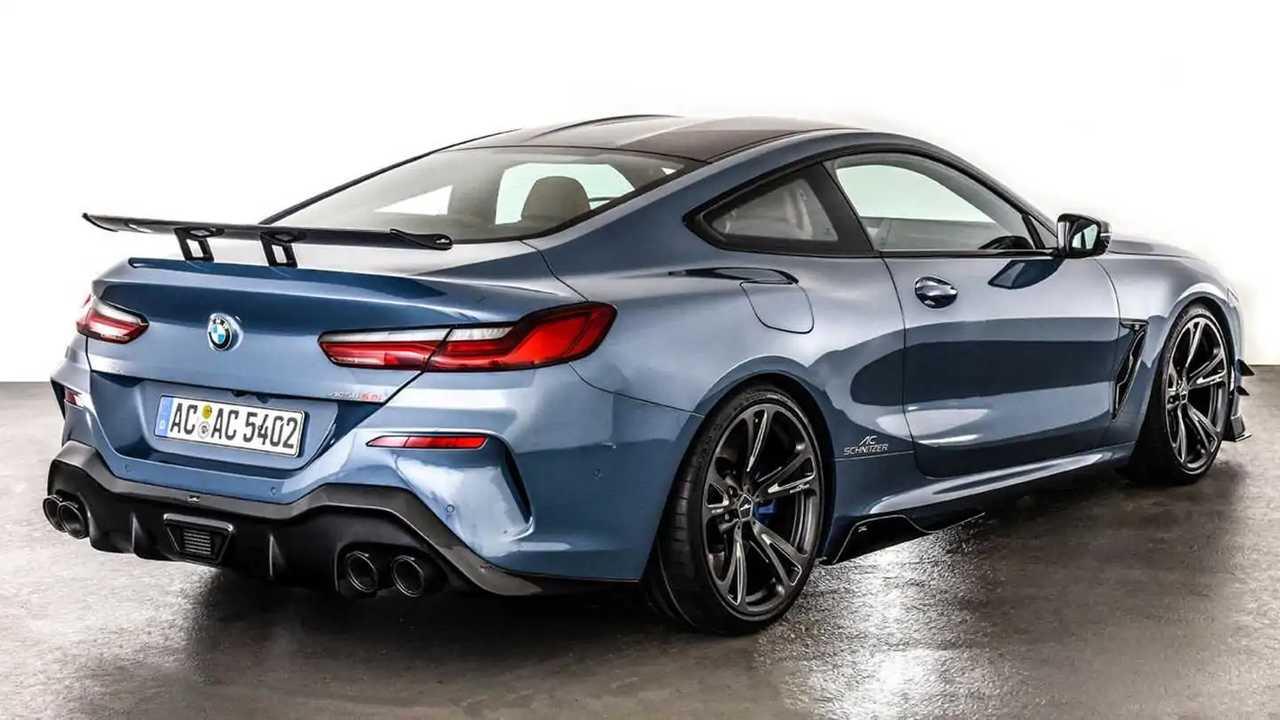 BMW Série 8 par AC Schnitzer