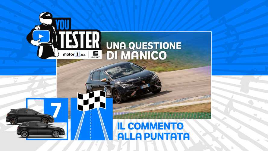 YouTester, sale l'attesa per l'Hot lap in pista
