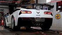 Hennessey Corvette ZR1 Dyno