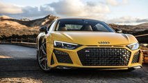 2019 Audi R8 V10 Performance Quattro Vegas Yellow