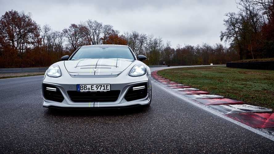 Porsche Panamera Turbo S E-Hybrid Sport Turismo by TechArt