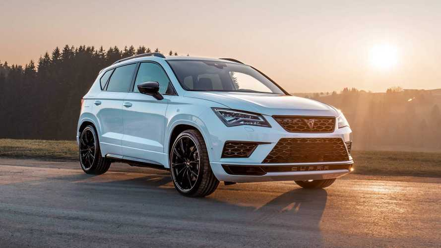 ABT Gives Cupra Ateca Extra 50 HP For German Tuning Show
