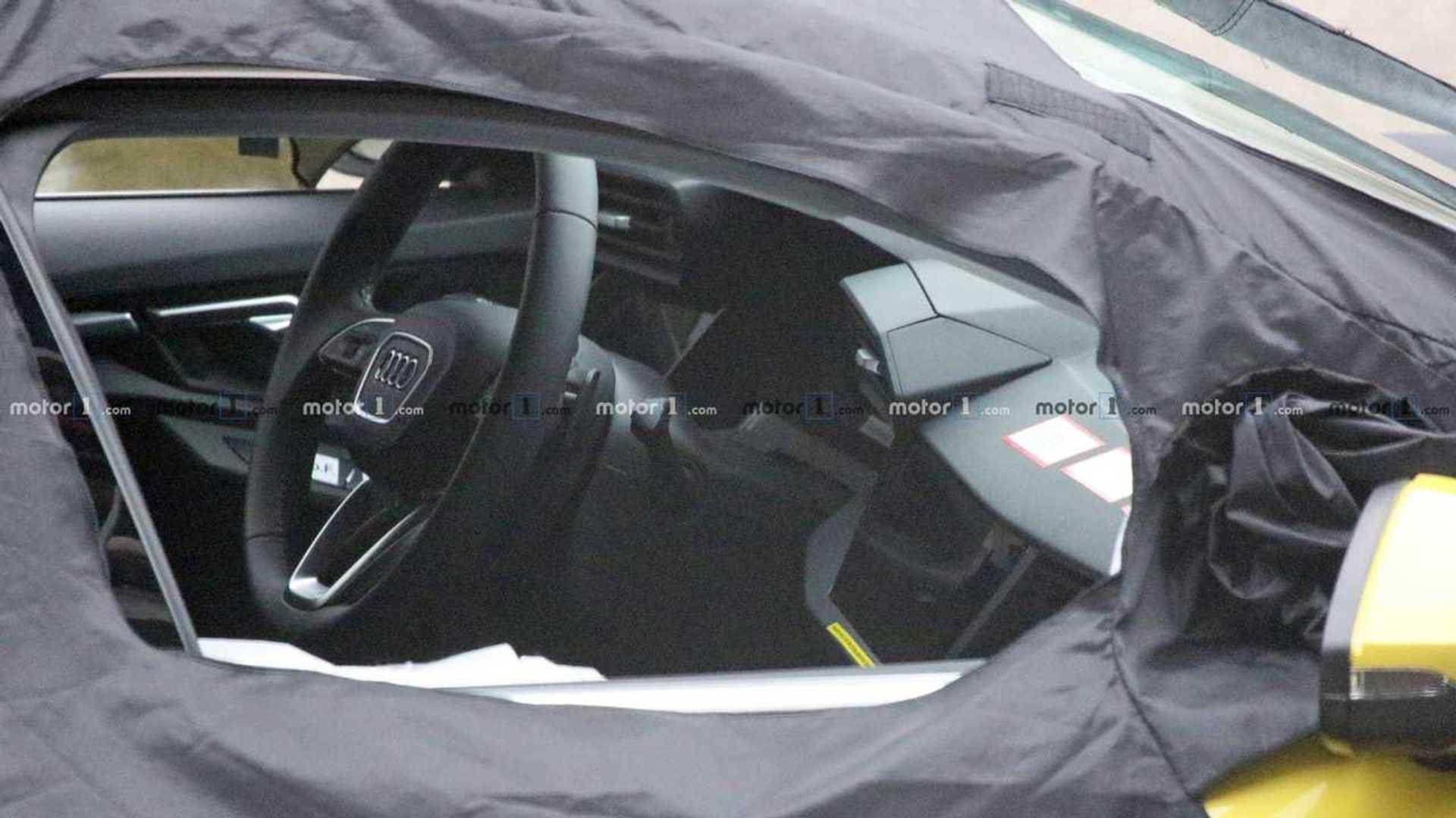 2018 - [Audi] A3 IV - Page 6 2020-audi-s3-sportback-spy-photo
