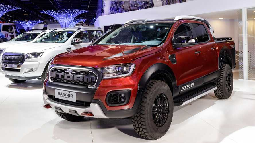 Segredo: Ford Ranger Storm virá como alternativa à Raptor