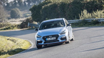 new hyundai i30n first drive