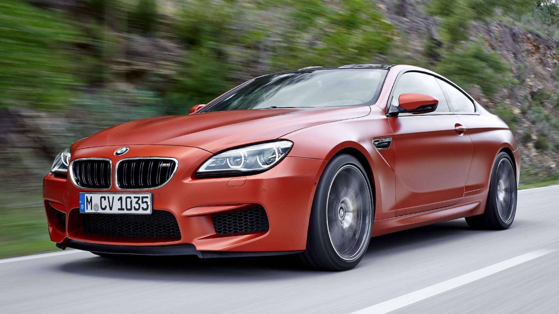BMW M6 News and Reviews | Motor1.com