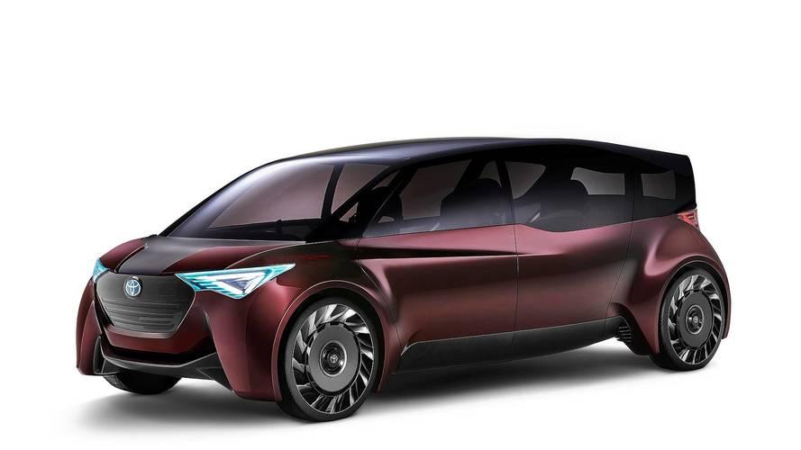 Toyota Fine-Comfort Vehicle Concept premium olmak istiyor