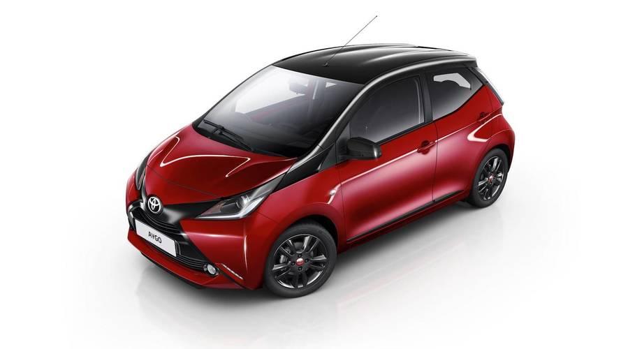 Toyota AYGO x-cite 2018, máxima personalización