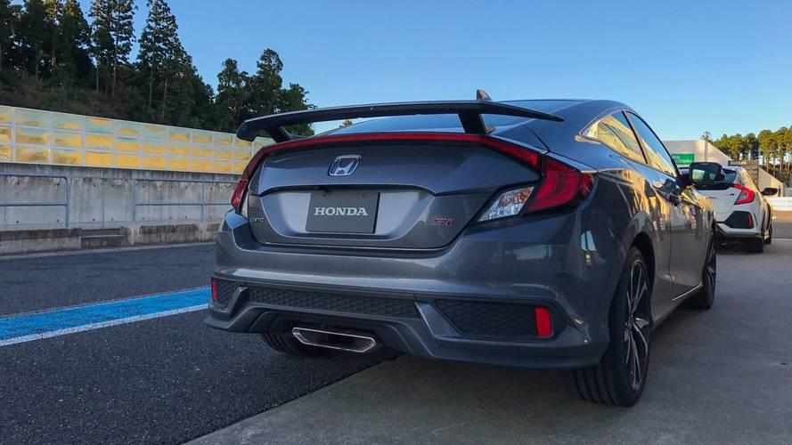 Honda Civic Si (Tokyo 2017)