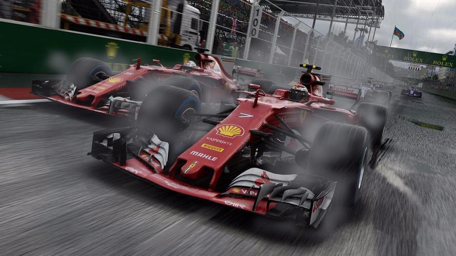 Test - F1 2017 est-il le meilleur jeu auto de l'année ?