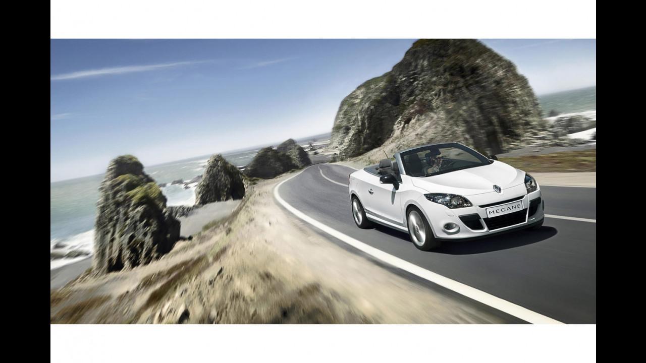 Nuova Renault Megane Coupé-Cabriolet