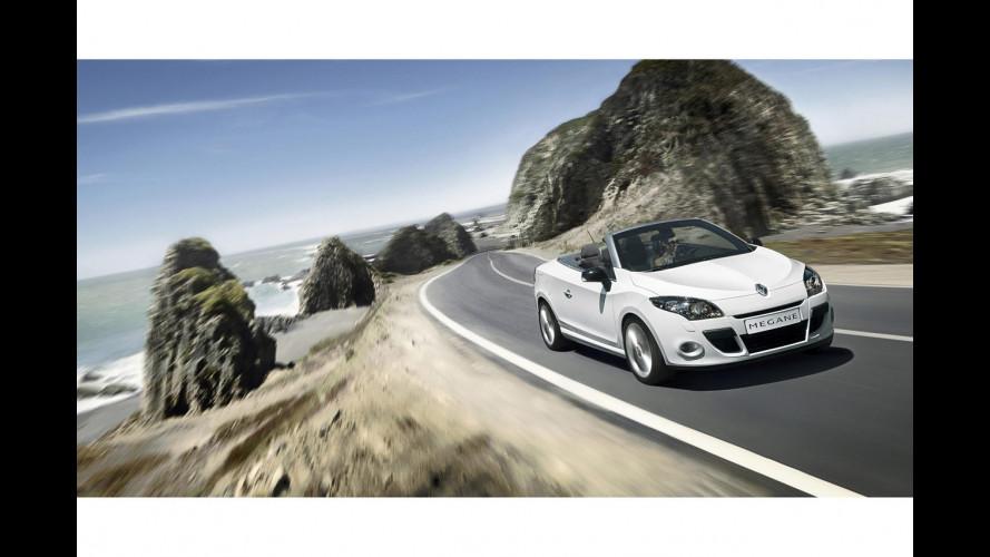 Arriva la nuova Renault Mégane Coupé-Cabriolet