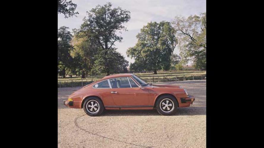 Porsche 911: la prima evoluzione