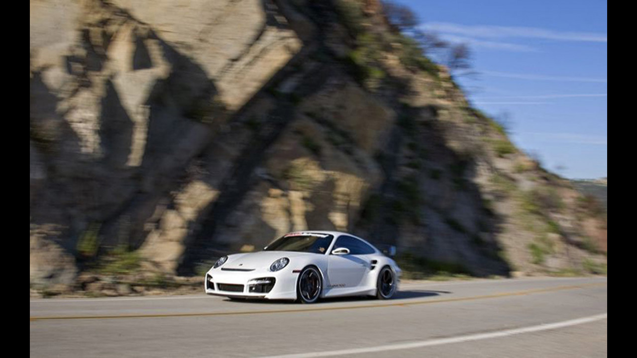 Porsche 911 Turbo Evolution Motorsports