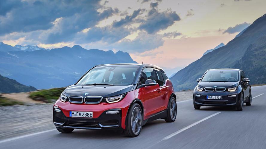 La BMW i3 et i3s restylées en vidéo