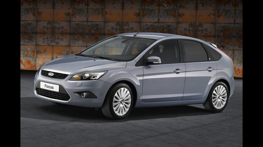 La Ford Focus Restyling