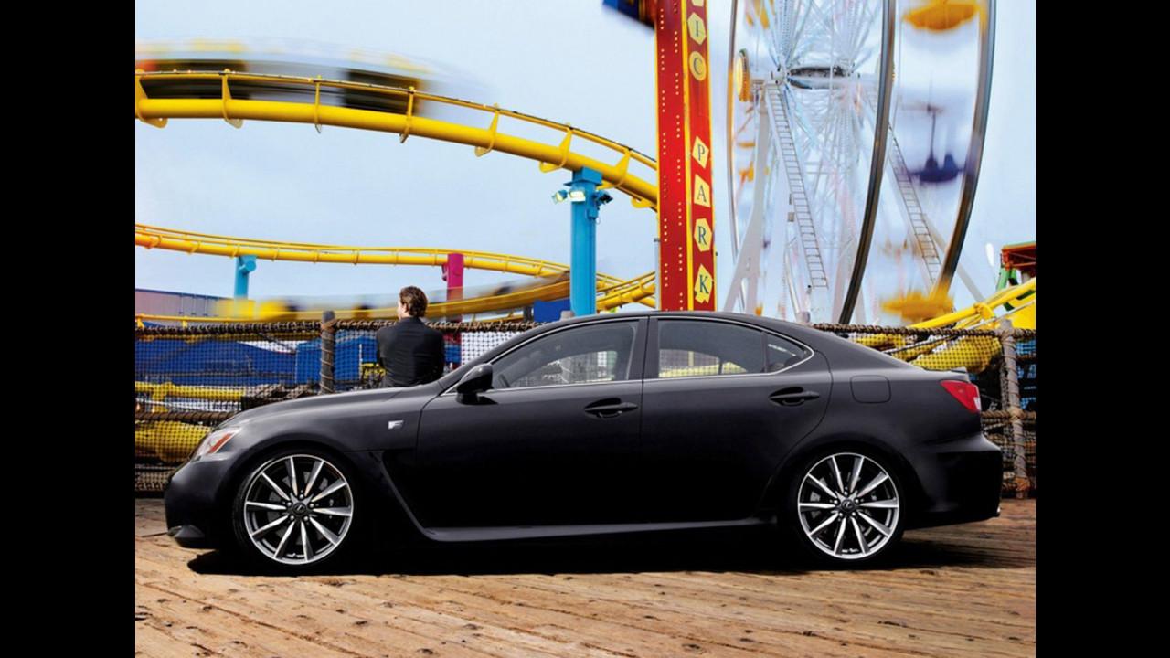 In arrivo la Lexus IS F