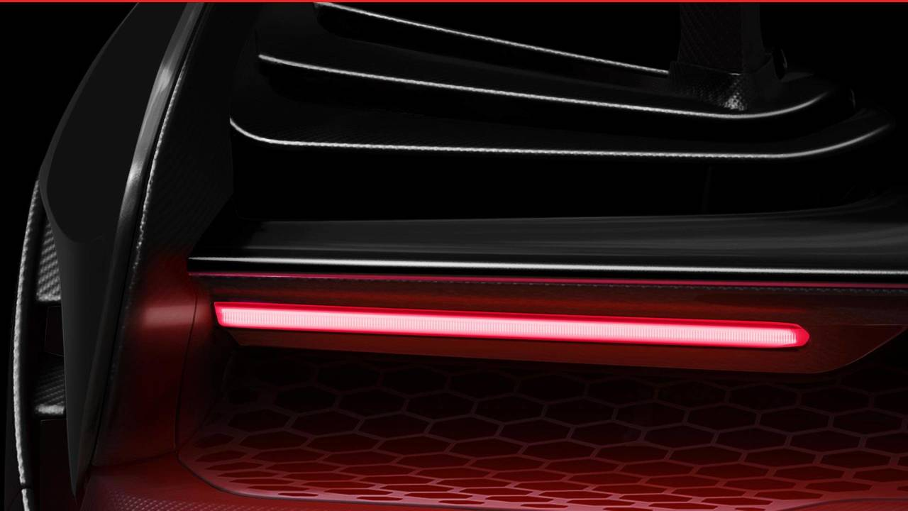 McLaren BP23 Teaser Photo