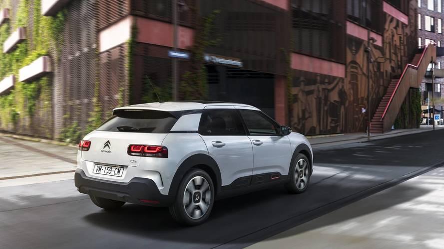 Le prochain Citroën C4 Cactus pourra être 100% électrique