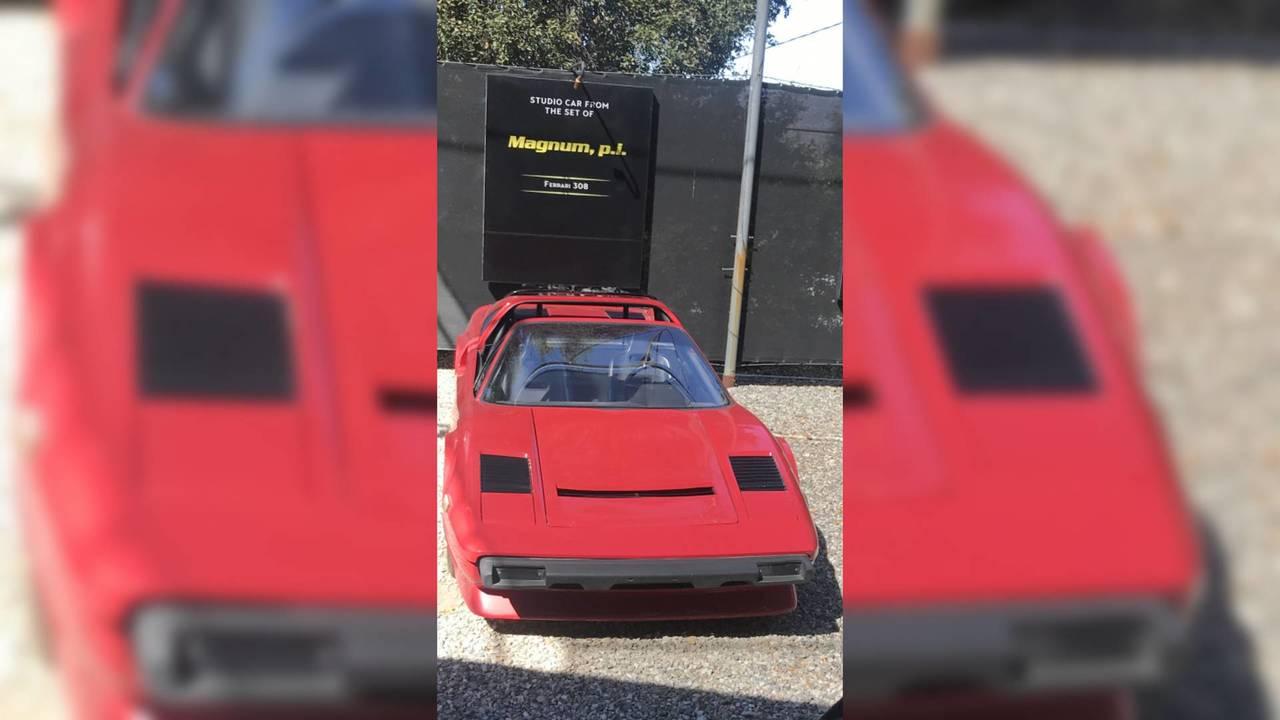 Magnum PI Ferrari 308 Replica