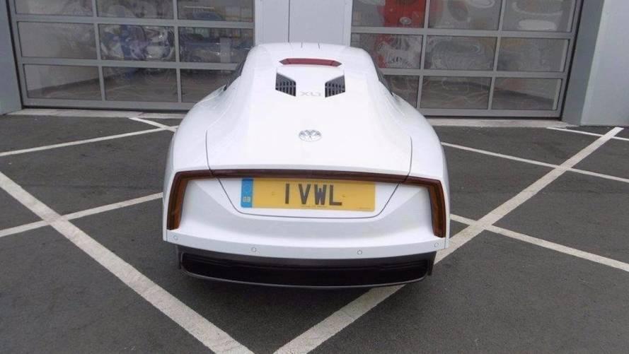 Un Volkswagen XL1 de 2015, a la venta