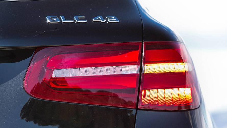 Mercedes-AMG GLC 43 4MATIC 2018