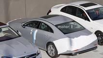 2019 Mercedes-Benz CLS spy photo