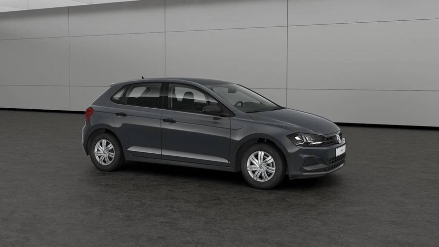 Volkswagen Polo'nun Almanya giriş paketi şaka gibi
