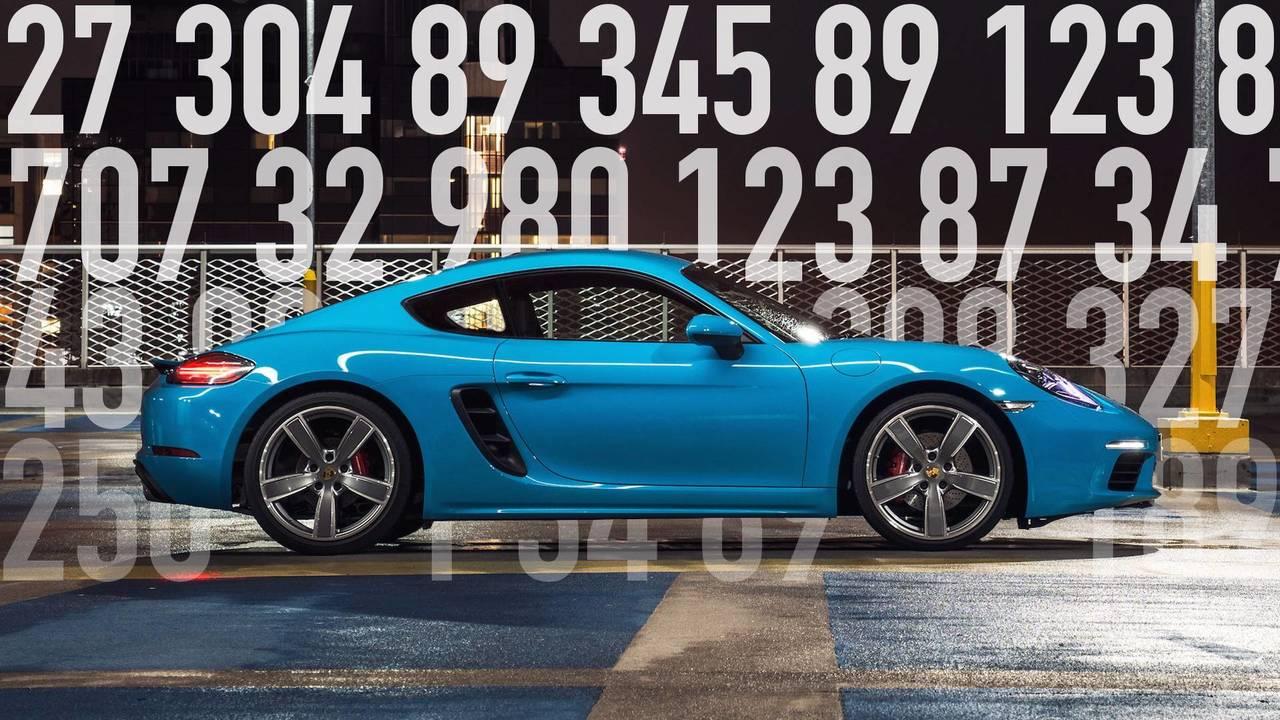 Porsche Motor Math Lead