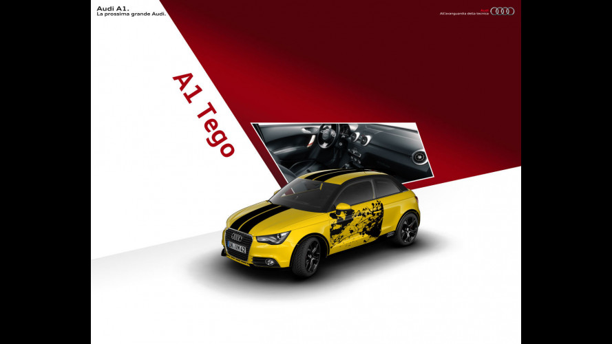"Audi A1 ""customizer"""