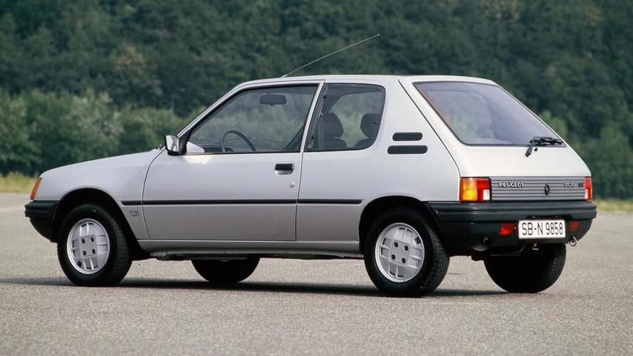 Peugeot 205 Three-Door