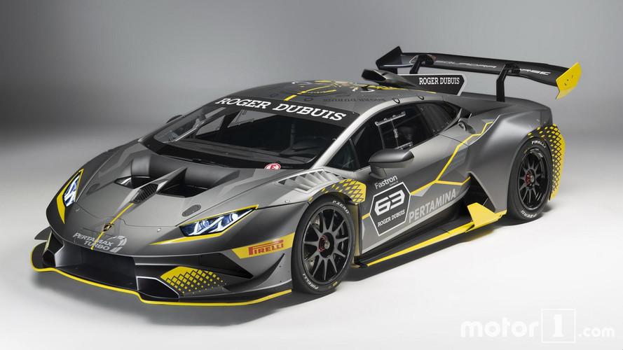 Voici la Lamborghini Huracán Super Trofeo EVO!