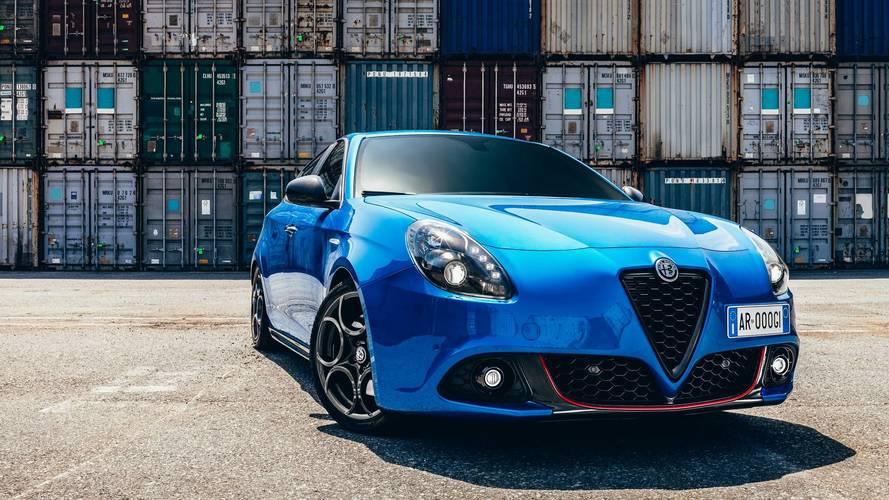 Un pack carbone pour l'Alfa Giulietta en Italie