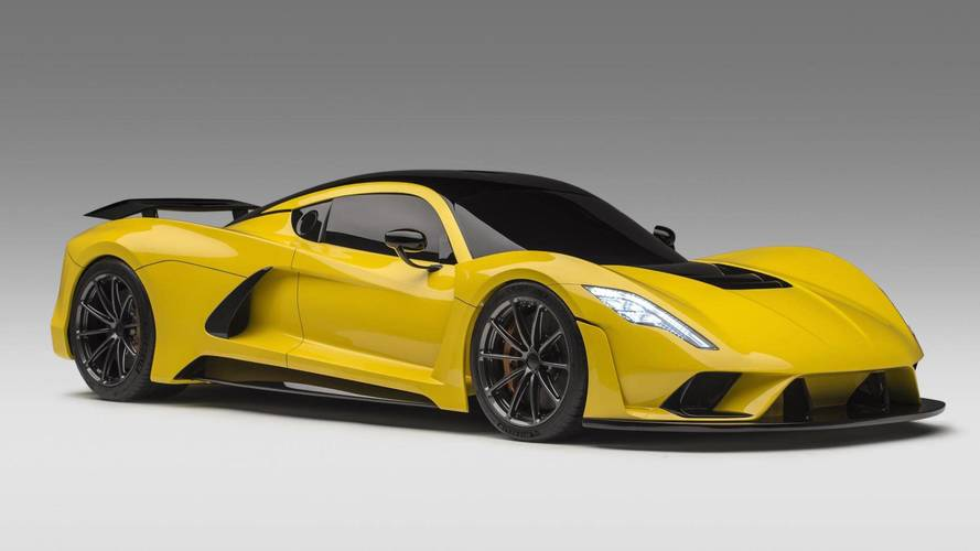 Hennessey Venom F5 Shaping Up; First Chassis Under Construction