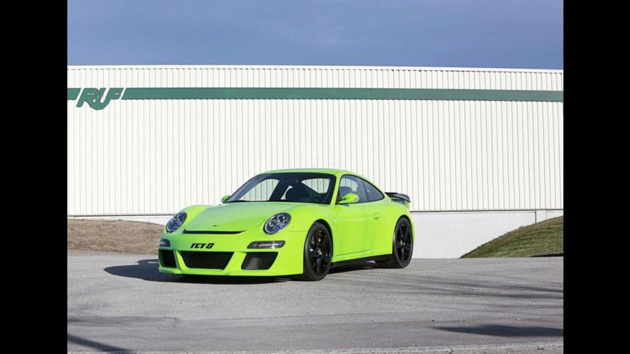 Porsche 911 RGT-8 by RUF
