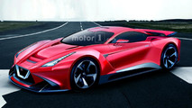 2020 Nissan GT-R render