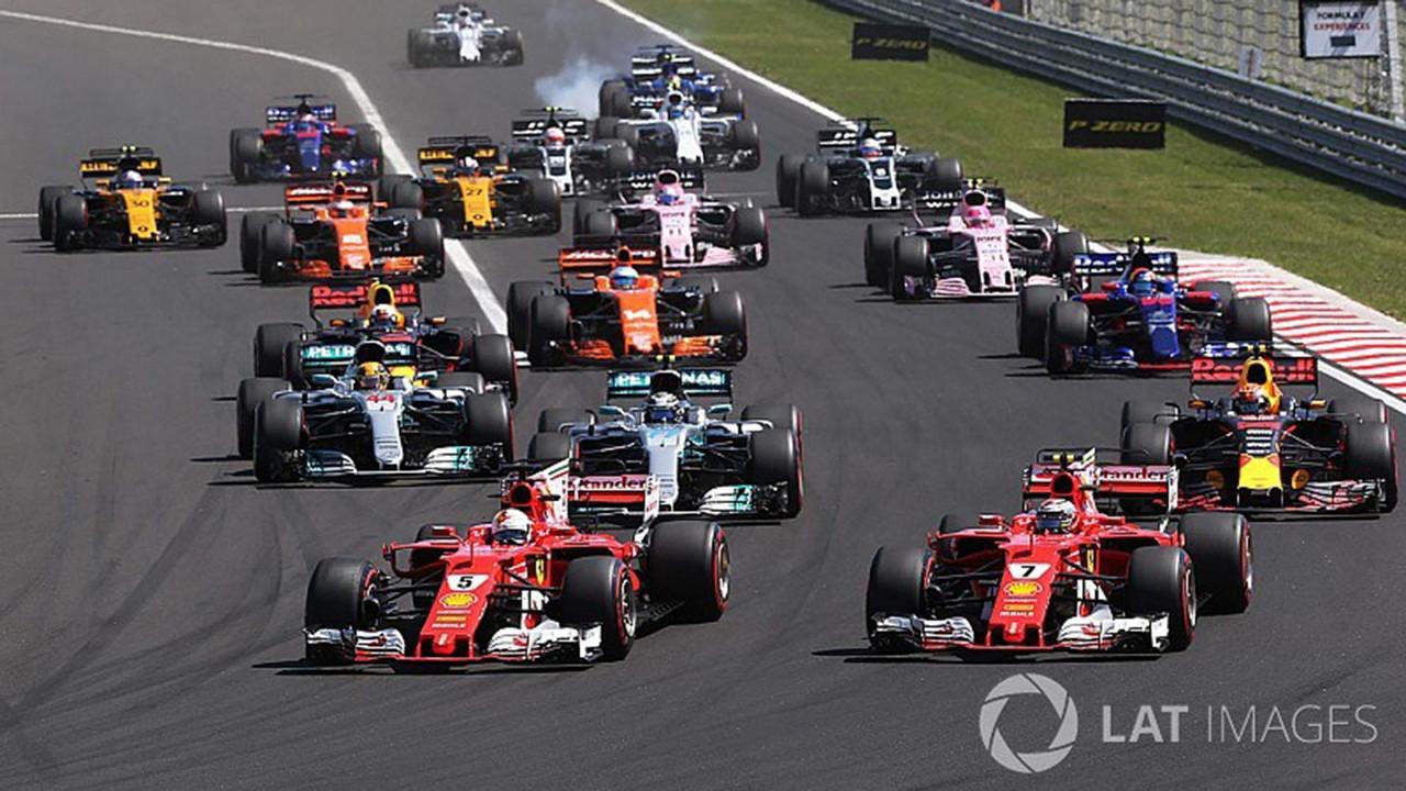 F1 Hungarian Grand Prix 2017