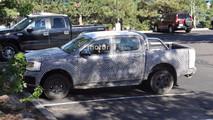2018 Ford Ranger Wildtrak casus foto