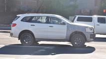 Ford Bronco Spy Photos