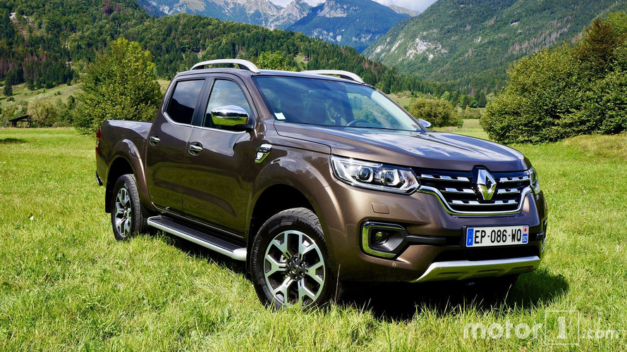 Renault Alaskan será vendida apenas com motor turbodiesel