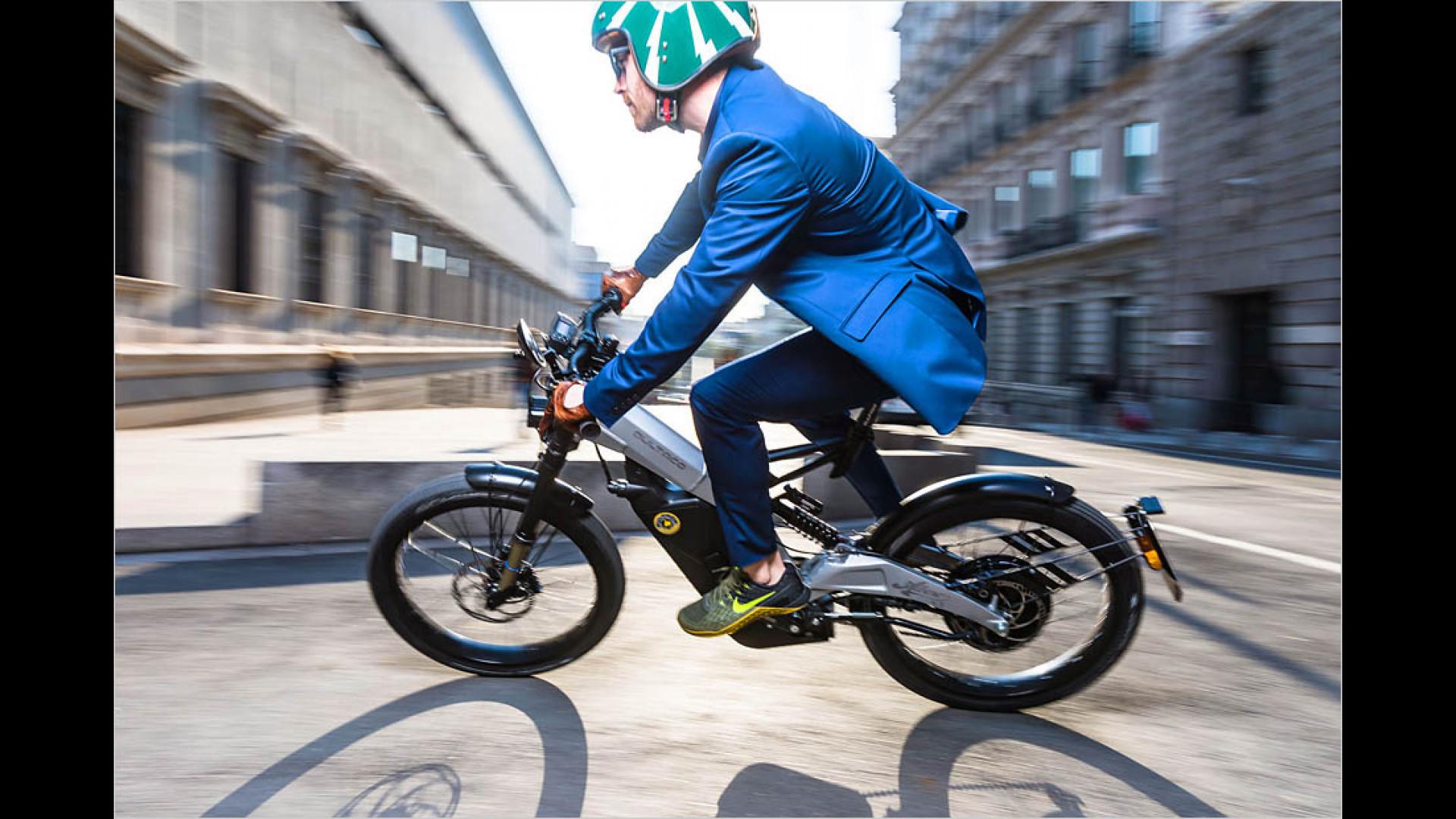 Elektro Bike Bultaco Albero