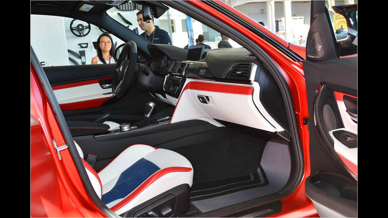 BMW M3 30 Jahre American Edition