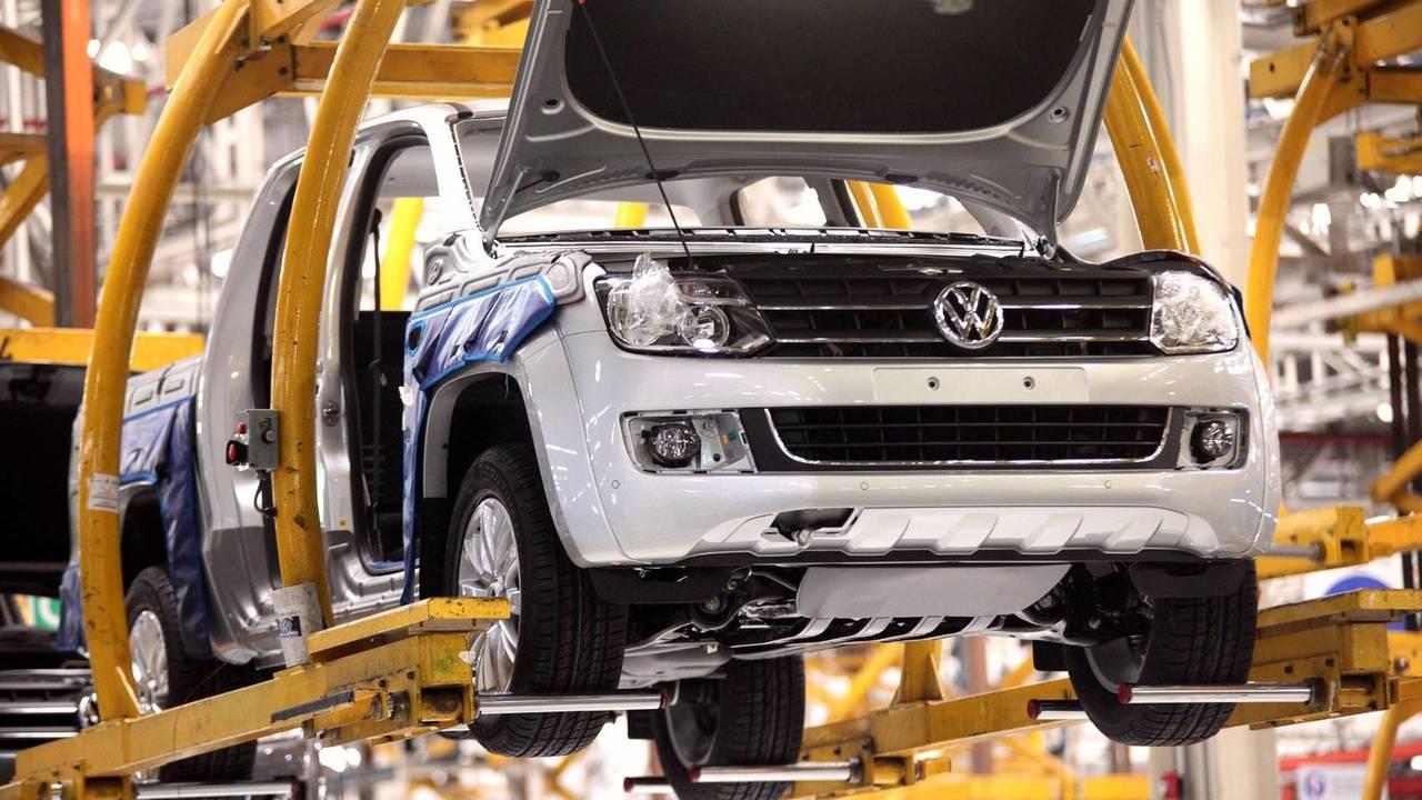 Volkswagen - Produção em Pacheco (Argentina)